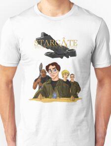 Dίsney SG1 Unisex T-Shirt