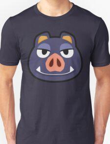 BORIS ANIMAL CROSSING Unisex T-Shirt