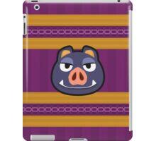 BORIS ANIMAL CROSSING iPad Case/Skin