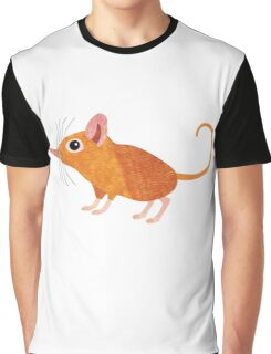 S is for Shrew (Elephant) Graphic T-Shirt