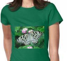 Delicate Wonder of Nature Womens Fitted T-Shirt