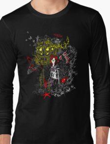 Daddy's Graffiti Long Sleeve T-Shirt