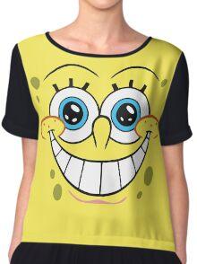 spongebobby Chiffon Top