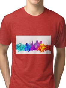 san francisco city skyline Tri-blend T-Shirt
