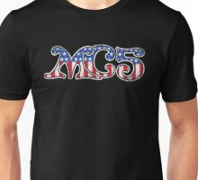 Stars and Stripes (distressed) Unisex T-Shirt