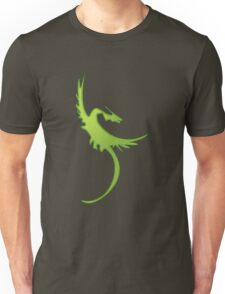 Jade Dragon Unisex T-Shirt