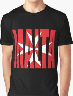 Malta Graphic T-Shirt