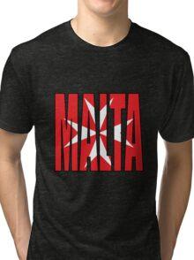Malta Tri-blend T-Shirt