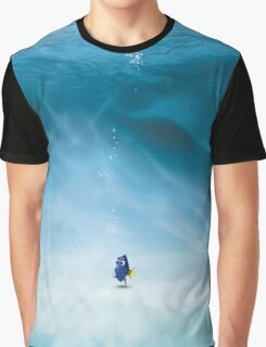 Dory is here Graphic T-Shirt