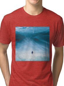 Dory is here Tri-blend T-Shirt