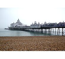 Eastbourne Pier in October Photographic Print
