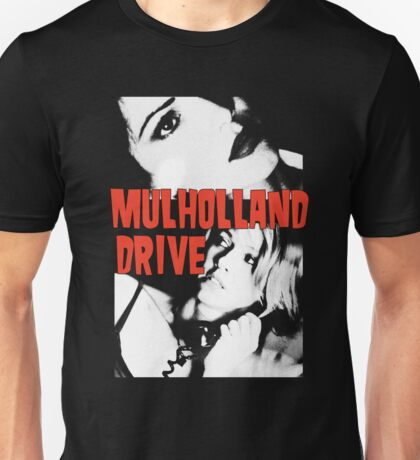 MULHOLLAND DRIVE - DAVID LYNCH Unisex T-Shirt