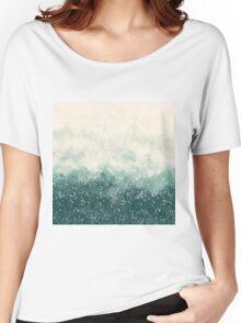 Snowy Summer Women's Relaxed Fit T-Shirt