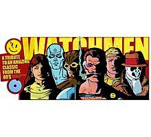 The Watchmen  Photographic Print