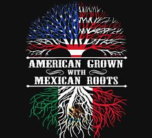 American Grown With Mexican Roots TShirts & Hoodies Unisex T-Shirt