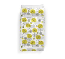 Yellow Nature Duvet Cover