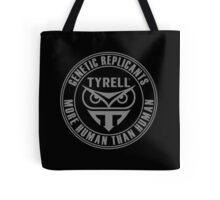 TYRELL CORPORATION - BLADE RUNNER (GREY) Tote Bag