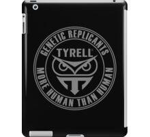 TYRELL CORPORATION - BLADE RUNNER (GREY) iPad Case/Skin
