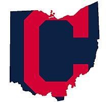 Cleveland Indians II Photographic Print
