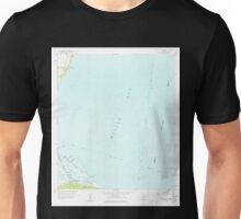 USGS TOPO Map Alabama AL Little Dauphin Island 304428 1958 24000 Unisex T-Shirt