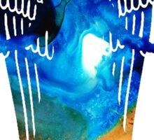 Angel of Light - Spiritual Art Painting Sticker