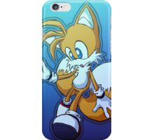 """Miles """"Tails"""" Prower (""""Ice"""" Edition) iPhone Case/Skin"""