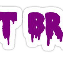 Bat Brat <3 Sticker