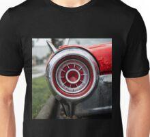 1962 Ford Thunderbird Rear Tail Light Unisex T-Shirt