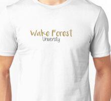 Wake Forest Unisex T-Shirt