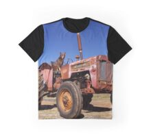 Tractor hound Graphic T-Shirt