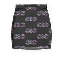 bassviolet twin Mini Skirt