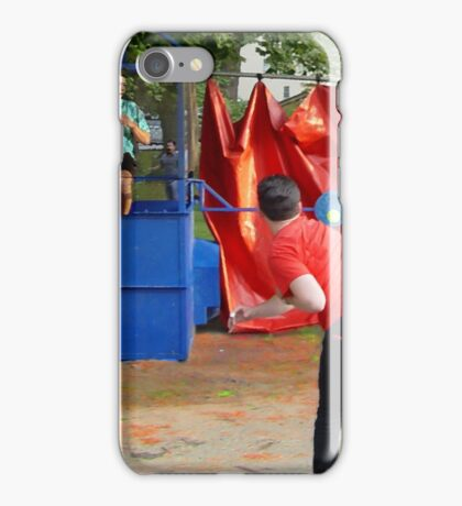 Dunk Tank iPhone Case/Skin