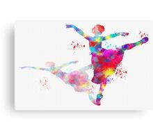 ballerina dance  Canvas Print