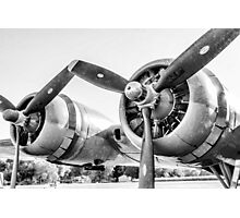 Vintage Plane Photographic Print