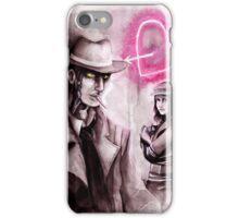 Valentine's Investigations iPhone Case/Skin