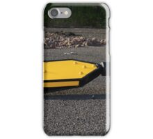 Keep Right iPhone Case/Skin