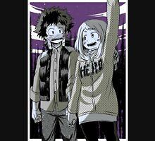 My Hero Academia - Izuku Midoriya and Uraraka Ochako Unisex T-Shirt
