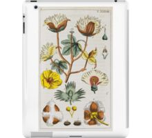 BOTANY - [Wilhelm, Gottlieb Tobias]. Conversations from the natural history of the plant kingdom. iPad Case/Skin