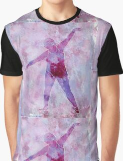 Ballerina Stretch Graphic T-Shirt