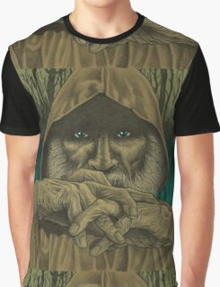 Wisdom in the Swamp Graphic T-Shirt