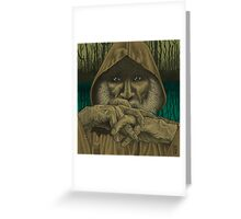 Wisdom in the Swamp Greeting Card