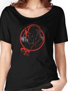 Devilish Detective Women's Relaxed Fit T-Shirt
