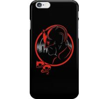Devilish Detective iPhone Case/Skin