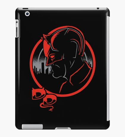 Devilish Detective iPad Case/Skin