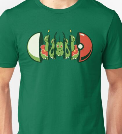 Series 2 - Grass Type Unisex T-Shirt