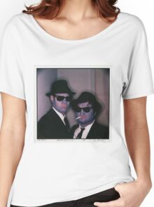 Blues Brothers by Annie Leibovitz Women's Relaxed Fit T-Shirt