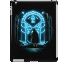 Lord of the Rings - Speak Friend and Enter iPad Case/Skin