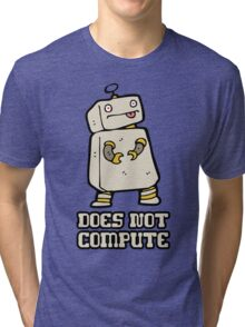 Does Not Compute Tri-blend T-Shirt