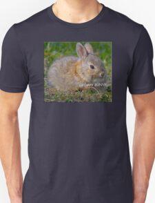 Grumpy Bunny -   Anytime Cute Unisex T-Shirt