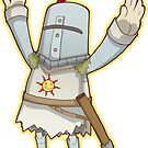 Solaire of Astora by Smars